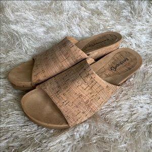 😍Cute Barr Traps Sandals